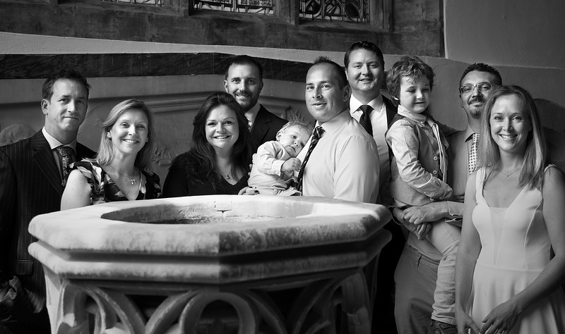 2016 - Oliver & Rufus's Christening 002