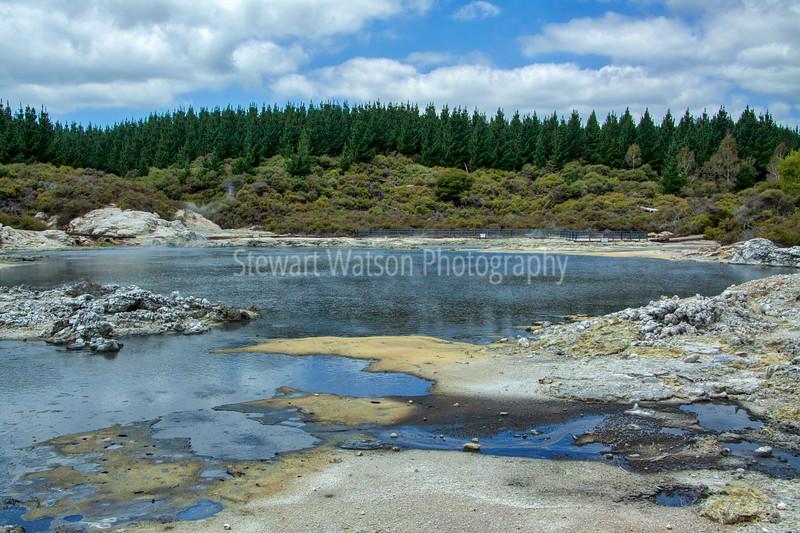 Tikitere (Hells gate Rotorua)