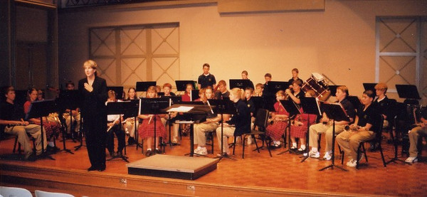Band and Orchestra Concert 2003 - Converse