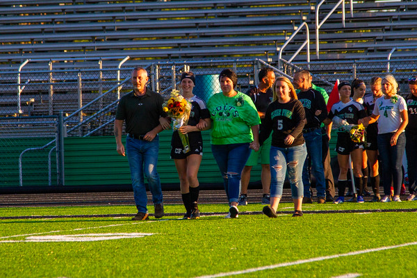 20190923 - Marion Pleasant - Senior Night