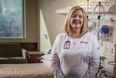 Nurses of the Huntsman Cancer Institute. February 11, 2020.