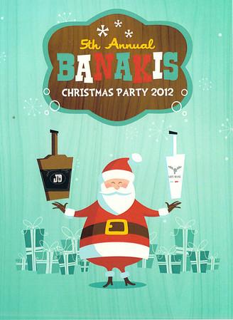 20121215 5th Annual Banakis Christmas Party