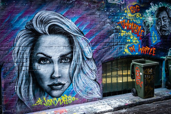 Melbourne CBD Photo Walk  ~ August