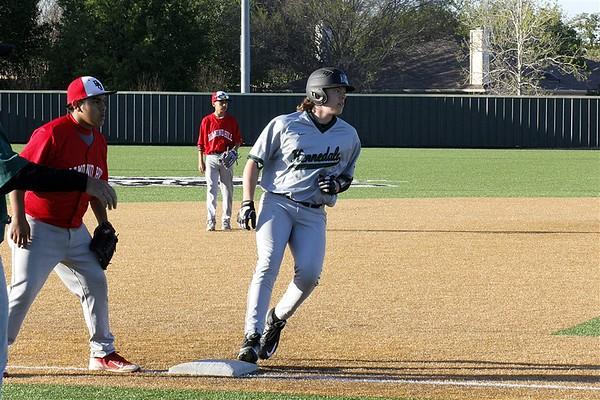 Kennedale vs DHJarvis  Baseball 3.24.16