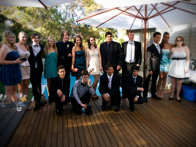 Jayde's Year 10 Formal