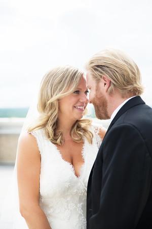 amber + dru wedding