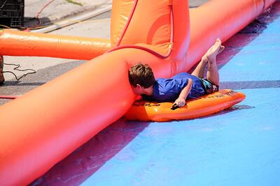 Urban Slide Bloopers