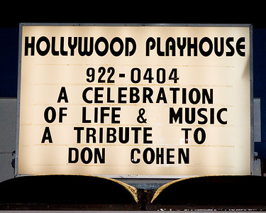 Don Cohen Remembered