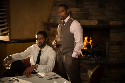 Jason George and Jarvis George