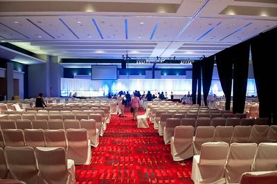 Opening Ceremony Rehearsal @ Charlotte Convention Center 7-30-14 by Jon Strayhorn
