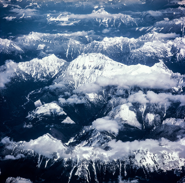 Mountains from Air, 1991
