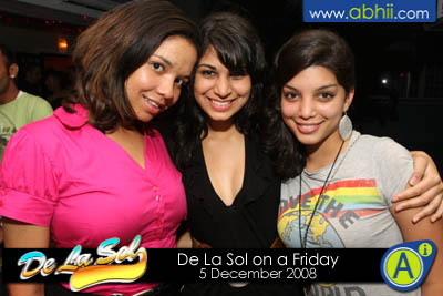De La Sol - 5th December 2008