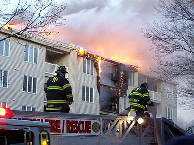 Beverly - 3rd Alarm, May 2007