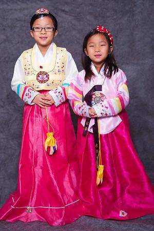 Hangul's 1 year old