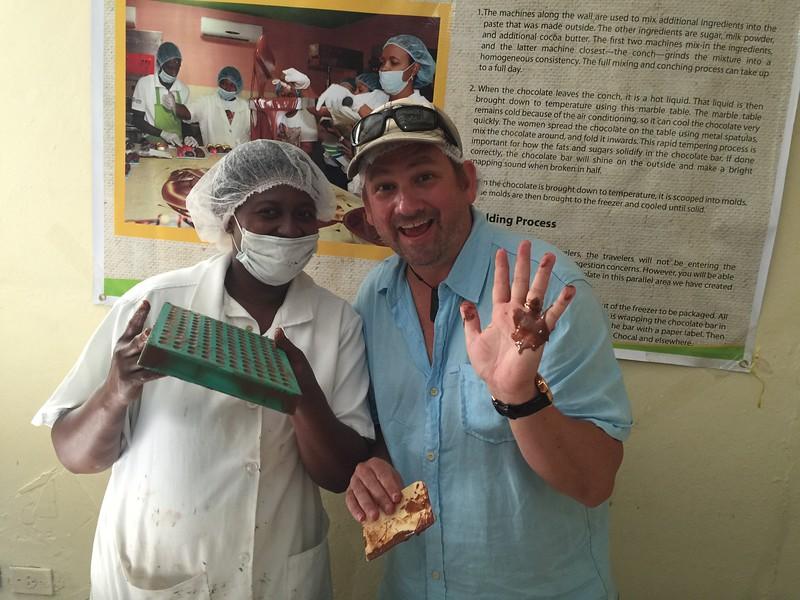 fathom cruises chocolate factory.JPG
