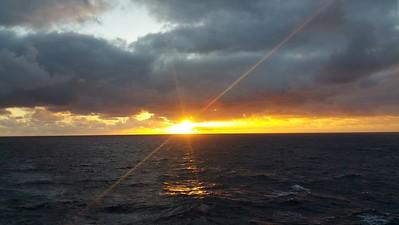 Day at Sea Feb 23