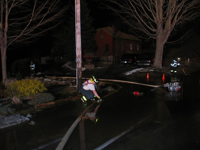2/7/2009 Old Boston Post Rd Water Main Break