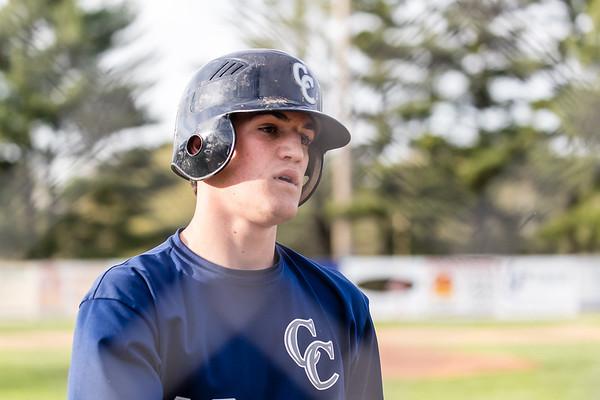 CC Varsity Baseball vs West Lafayette 2017-4-18