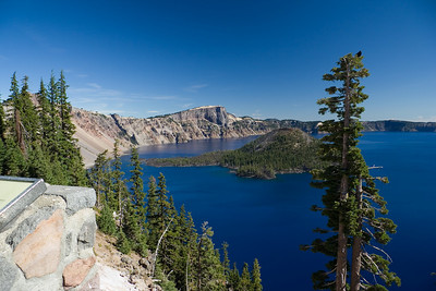 Crater Lake - September 4, 2005