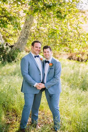 Larry and Chris Wedding