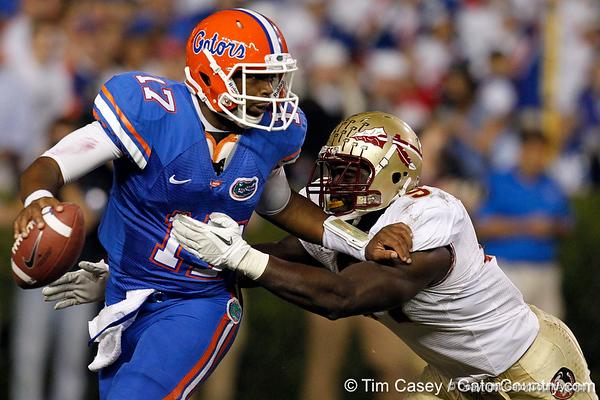 Photo Gallery: UF football vs. Florida State, 11/26/11