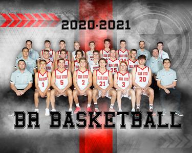 BRHS Basketball 2020