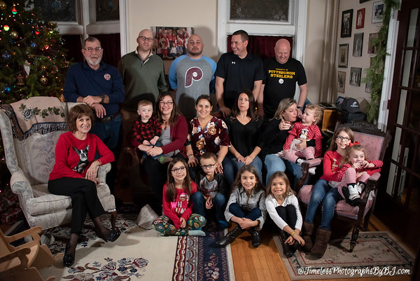 2018 Hassler Christmas Photos