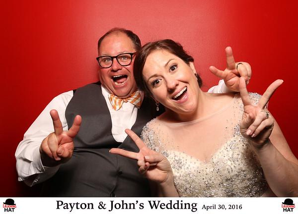 Payton & John's Wedding