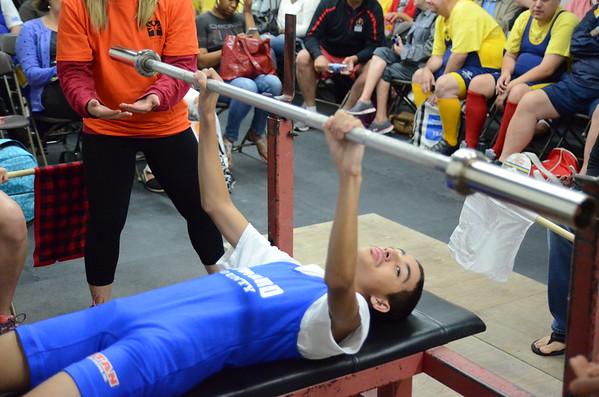 2015 Powerlifting Qualifier