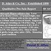 1.11ct Old European Cut Diamond Filigree Ring 5