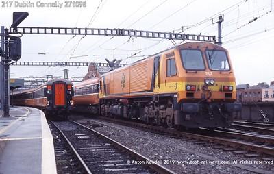 All locomotives
