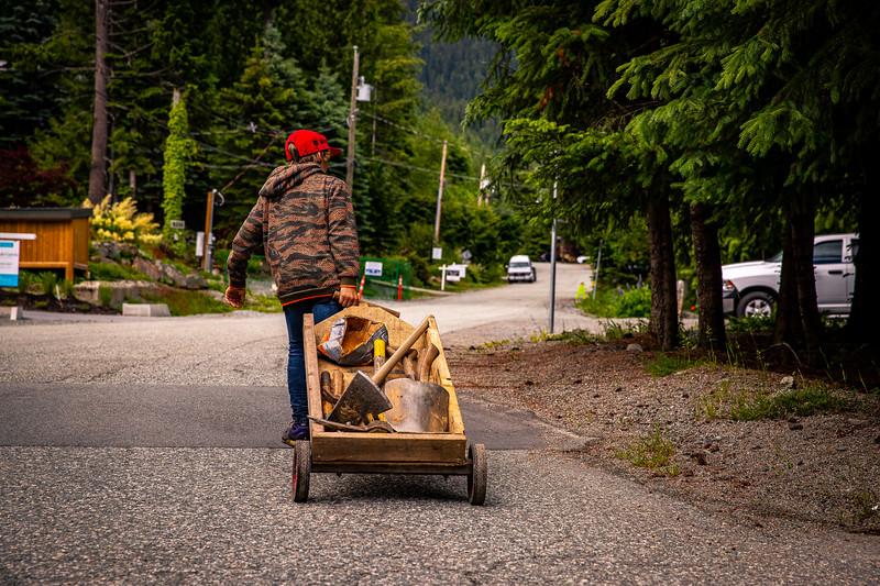 Whistler Riding