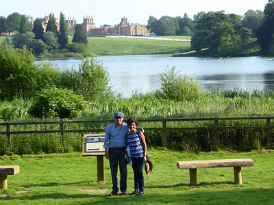 Blenheim Palace Visit with Alina