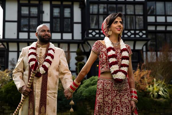 PRIYA & MEEHIR'S WEDDING
