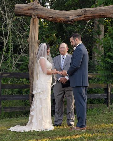 Allie and David's Wedding 5-7-16