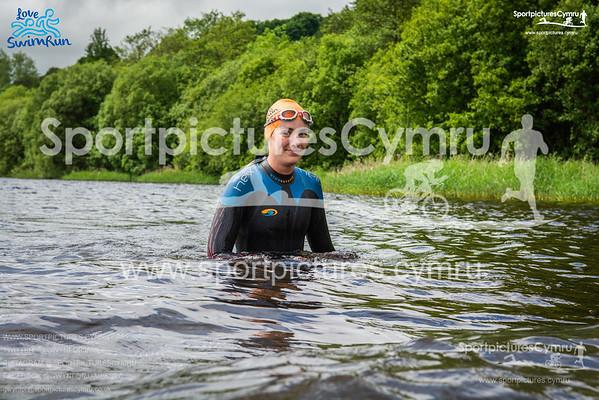 Love Swim Run - Orange Hats