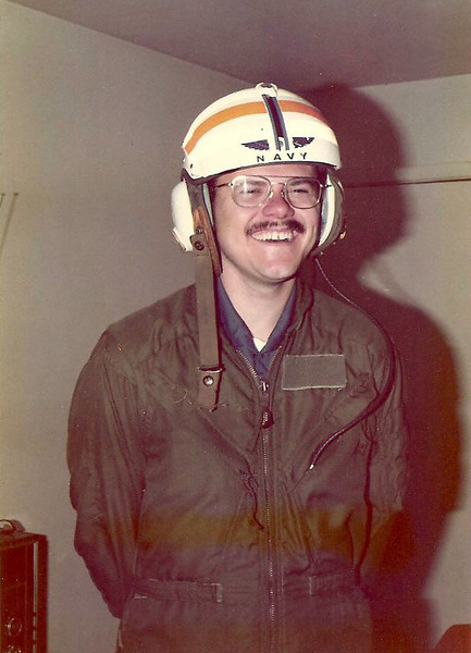 NAVAL AIRMAN DOUG DUNCAN Grand Prairie, Texas  One of the nice things about being in a patrol bomber squadron is that occasionally you get to go up in them or, in this case, have them drop you off at home for an emergency visit. Such was the case here.