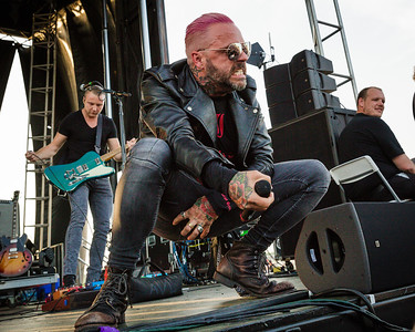 Blue October at Hollywood Casino Amphitheatre 5/12/18