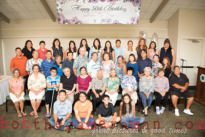 Donna's 50th Birthday Party - June 25, 2017