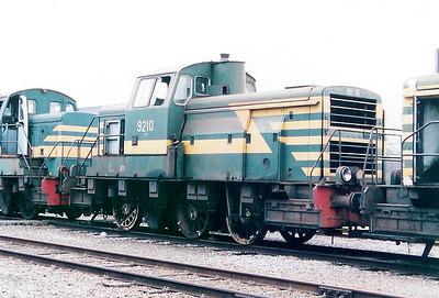 SNCB Class 92
