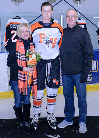 PV ICE HOCKEY SENIOR NIGHT 2017