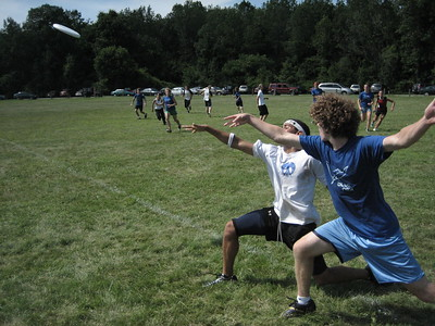 2006 Rochester Ultimate Benefit Tournament