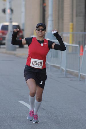 Finish, Gallery 2 - 2014 Cocoa Classic Detroit Half Marathon