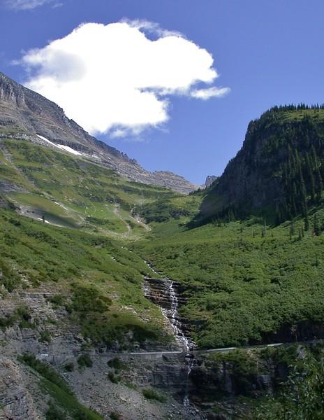 WY Glacier National Park