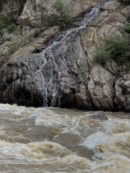 South Platte White Water