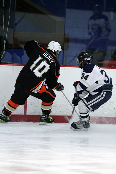 Jr Ducks vs SDIA 12.14.14