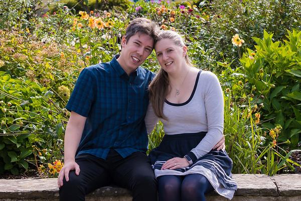 Zoe and Matthew