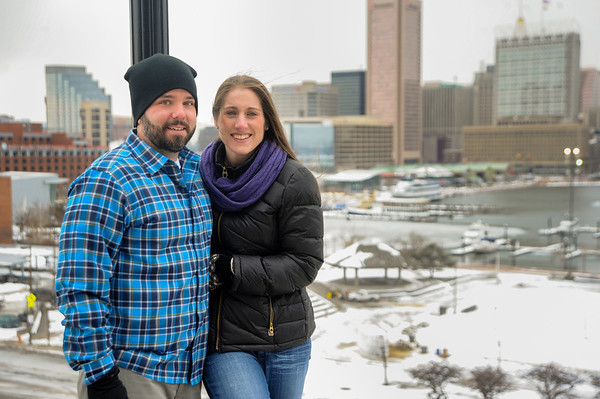 Christina & Pat are Engaged!