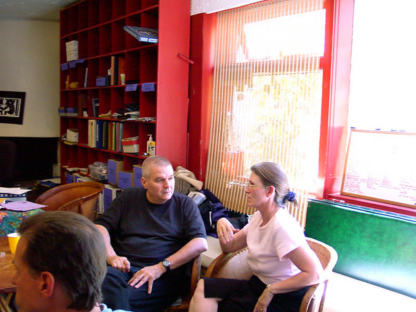 Writers Workshops 2001