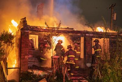 Livernois & John Kronk Fire (Detroit, MI) 10/15/18